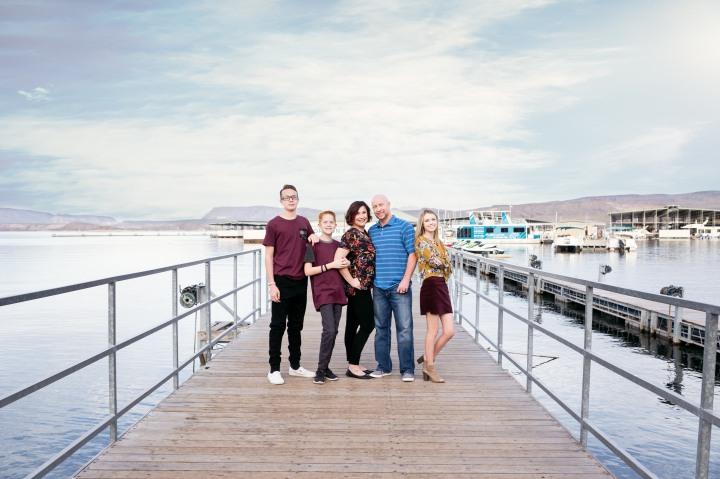 Saufley Family