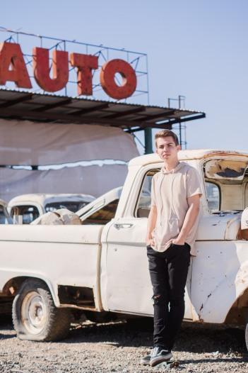 senior boy Desert Valley Auto Parts Phoenix, AZ